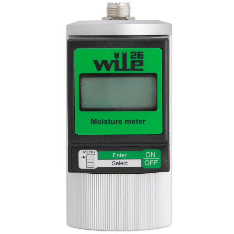 Wile 26: moisture meter for dry hay, haylage and fresh hay