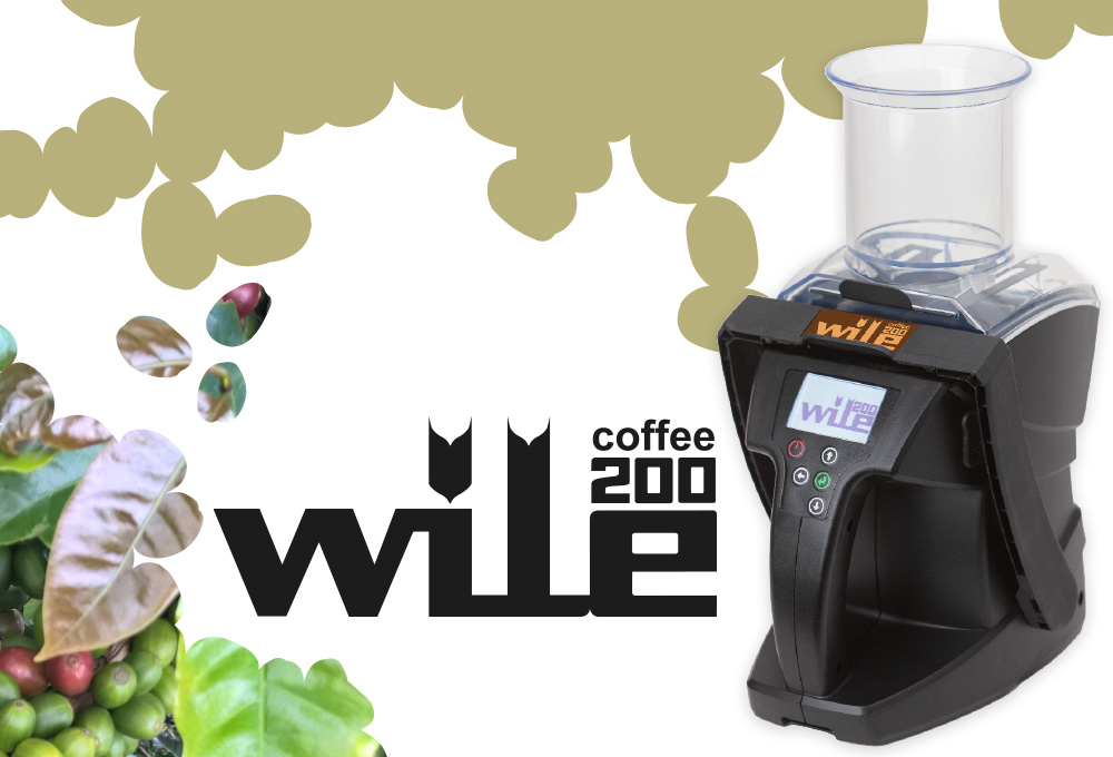 Operating manual for Wile 200 Coffee