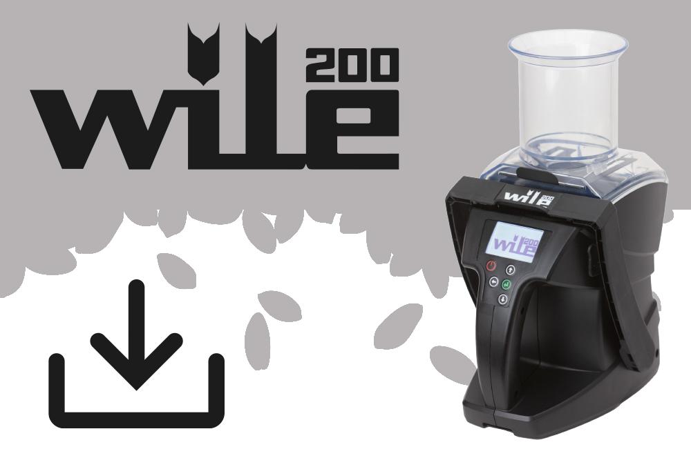 Update program for Wile 200