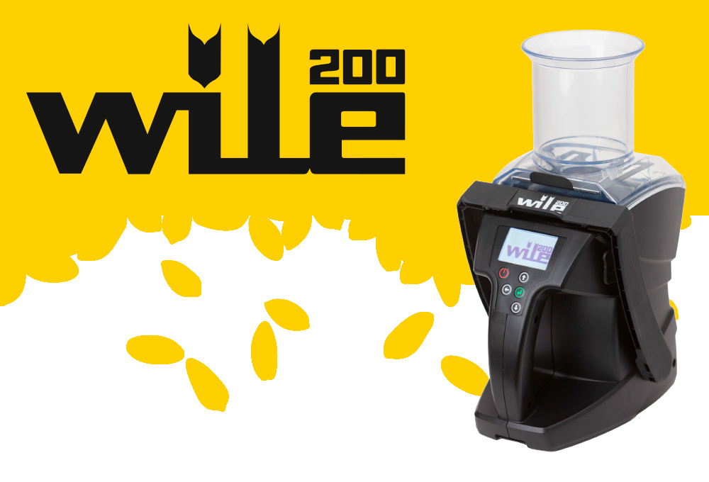 Operating manual for Wile 200
