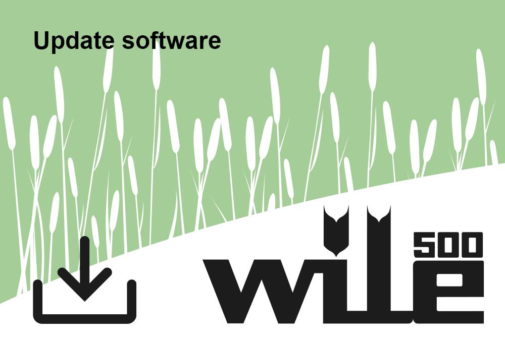 Uppdateringsprogram Wile 500
